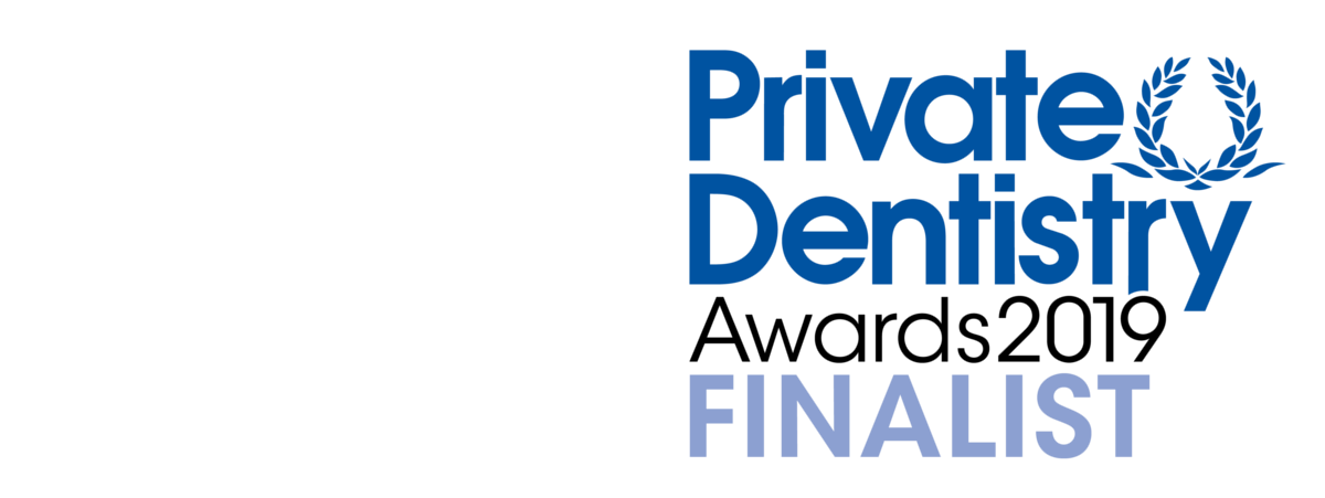Finalist for Private Dentistry Awards 2019